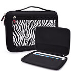 10 inch Tablet EVA Zipper Slim Briefcase Sleeve Case Cover NDHD16