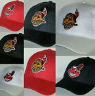 Cleveland Indians Air Mesh Cap ⚾CLASSIC MLB PATCH/LOGO ⚾4 Colors ⚾3 Styles ⚾NEW on Ebay
