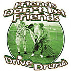 3 Stooges Friends Don't Let Friends Drive Drunk T-Shirt All Sizes/Colors (385)