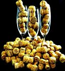 10 25 50 75 100 150 200 pc Natural Used Champagne Corks Lot Art/Crafts/Pinterest