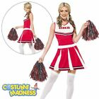 Cheerleader Costume- Adult Woman Outfit Icons Model Fancy Dress