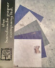 20 Sheets Mulberry Paper - 2 Sizes/ScrapBook/Decoupage/Craft/Grey-Blue Structure