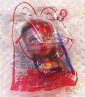 McDonald's Happy Meal Toy Liv Alexis Styling Doll With Comb 2011 Sealed