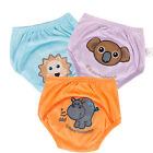 Baby Infant Toddler Training Pants Cartoon Underwear Cotton Diapers Underwear