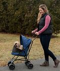 PETG-TL8150NA-Pet Gear Travel Lite Pet Stroller for Cats and Dogs up to 15-poun