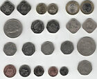 Jersey Guernsey coins 50p to £2 2014-2016 issues multi-listing