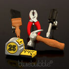 FUNKY TOOL BOX BOYS MENS SINGLE EARRING FUN COOL RETRO NOVELTY JOB WORK DIY GIFT