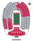 Ohio State Buckeyes College Football vs Indiana Section 16A Row 33 (4 Tickets)