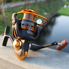 13BB Fishing Spinning Reel Metal Saltwater Reels Freshwater Left Right Handed AX