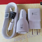 OEM Rapid Fast Car charger&travel Wall Charger For Samsung Galaxy Note4 5 S6 S7