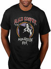 Official Alice Cooper Mad House Rock T-Shirt Flush The Fashion Hey Stoopid Const