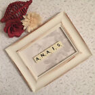 Scrabble Name Picture Frames - Personalised - Various Backgrounds