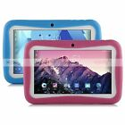 XGODY 7'' Inch Kid's Tablet PC Android 5.1 8GB Quad Core Dual Cam Bundle Case