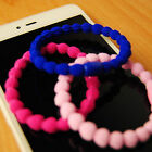 Lot of 10 pcs Cute Women Lady Elastic Hair Bands Girl Hairband Rope Rubber Band