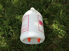 Watering Bucket System 1 gallon drinker - Poultry Chicken Quial Ducks Pheasant