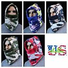 Ski Mask Face Neck Cover Beanie Balaclava Motorcycle Thermal Hat Unisex Cap