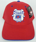FRESNO STATE ST. BULLDOGS RED NCAA VINTAGE FITTED SIZED COLOSSEUM CAP HAT NWT!
