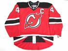 SCOTT STEVENS NEW JERSEY DEVILS AUTHENTIC HOME REEBOK EDGE 20 7287 JERSEY