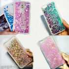 New Liquid Glitter Water Sparkly Stars Bling TPU Soft Case Cover For Oppo Phones