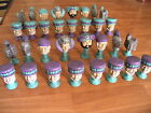 Rare Russian Pottery/Ceramic chess set 32 pieces.