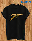 James Bond British Spy Movie 7 Golden Gun Tribute Gildan T Shirt $19.87 USD on eBay