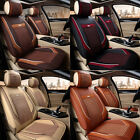 Front Rear Car Cushion Seat Covers For Honda Toyota Camry 2012-2014 All Weather