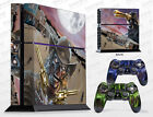 PS4 Skin / Sony PlayStation 4 Sticker Kit - Zombie Outlaw™ by Invision Artworks