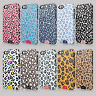 Tirita Animal Print Leopard Giraffe Case Hard Cover For Iphone 4 5 6 7 & Se