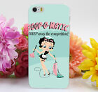 Betty Boop AngelHard Cover case for iPhone 5 5S 6 6s 7 Plus Phone Cases $1.36 USD