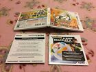 Nintendo 3DS / DS Replacement Cases / CASE ONLY / NO GAME / Free Shipping
