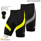 Mens Padded Bike Shorts Cycling Knicks Bicycling Riding Shorts With Padding