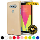 GOOSPERY® Slim Jelly Flexible Thin TPU Cover Bumper Cover Case for LG V20