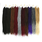 "18"" 30Roots 70g Freetress Synthetic Hair Extensions Crochet Braids TwistHair"