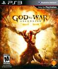 God of War: Ascension (Sony PlayStation 3, 2012) *USED*