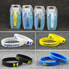 Stephen Curry silicone wrist band bracelet wristbands Sports silicone bracelet