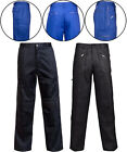 Action Combat Trousers Cargo Work Wear Zip Multi Pockets Knee Pads Size 30 - 50
