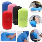 "Microbead Cushion Roll Pillow Seat Head Rest Neck Support Micro Mini 11.8""x6.3"""