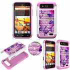 For ZTE Overture 2 /Maven Diamond Protective TPU+PC Bling Shockproof Cover