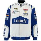 Nascar Jimmie Johnson  Cotton Jacket New JH Design  new Royal