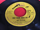Rare Soul Funk JOE FRAZIER First Round Knock Out PHILIPPINES Motown M-45-070 EX