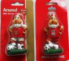 Arsenal    Liverpool Football Mini Gnome, 10cm High, New, Official Merchandise