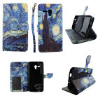 For iphone 5s Se 5 Wallet PU Leather Flip Case Card Holder Cover