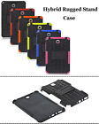 """Shockproof Hybrid Rugged Kickstand Case Cover For Samsung Galaxy Tab A 8.0""""9.7"""""""