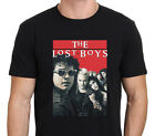 The Lost Boys 80s Vintage Movie Horror Mens T Shirt Black Size S to XXL