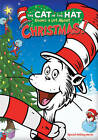 NEW DVD CAT IN THE HAT KNOWS A LOT ABOUT CHRISTMAS  FREE 1ST CLS S&H