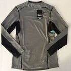 Men's Nike Pro Combat Dri-Fit Max FITTED Hypercool Series Long Sleeve Shirt
