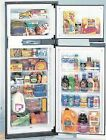 Norcold NXA841IMR 2-Way RV RH Refrigerator with Ice Maker - Right Hand Opening