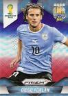2014 Panini Prizm World Cup Brasil - Brazil '14 Base Wave Parallel - (#151-201)