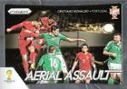 2014 Panini Prizm World Cup Brasil - Brazil '14 'Aerial Assault' Insert Cards