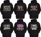 Hoodie Country Muddy Southern Girl Hunts Deer Hunting Redneck Camo